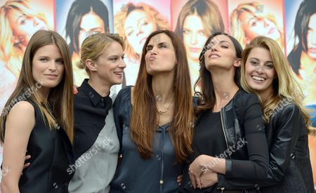 Editorial photo of Italy Cinema - May 2014