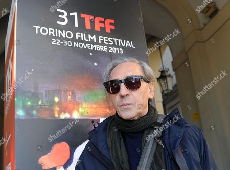 Italian Songwriter Franco Battiato Attends the 31st Torino Film Festival in Torino Italy 29 November 2013 the Festival Runs Until 30 November 2013 Italy Turin
