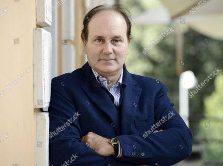 Italian Director Brando Quilici Poses For Photographs During the Photocall For the Movie 'Il Mio Amico Nanuk' (midnight Sun) in Rome Italy 04 November 2014 the Movie Will Be Released in Italian Theaters on 13 November Italy Rome