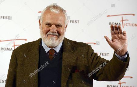 Italian Director Marco Tullio Giordana Arrives For the Photocall of 'Lea' Presented at Rome Fiction Fest Rome Italy 11 November 2015 the Festival Runs From 11 to 15 November Italy Rome