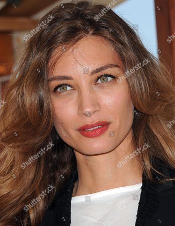 Italian Actress/cast Member Margareth Made Poses For Photographs During the Photocall For the Movie ' E Fuori Nevica' in Rome Italy 09 October 2014 the Movie Will Be Released in Italian Theaters on 16 October Italy Rome