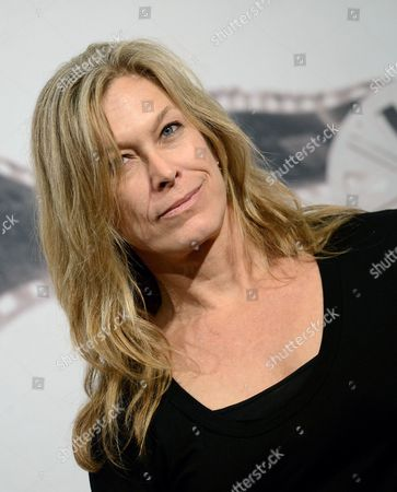 Stock Photo of Actress Mary Farley Poses During the Photocall For the Movie 'Marfa Girl' by Us Director Larry Clark at the Seventh Annual Rome Film Festival in Rome Italy 12 November 2012 the Movie is Presented in Competition at the Festival That Runs From 09 to 17 November Italy Rome