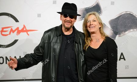 Us Director Larry Clark (l) and Actress Mary Farley Pose During the Photocall For the Movie 'Marfa Girl' at the Seventh Annual Rome Film Festival in Rome Italy 12 November 2012 the Movie is Presented in Competition at the Festival That Runs From 09 to 17 November Italy Rome