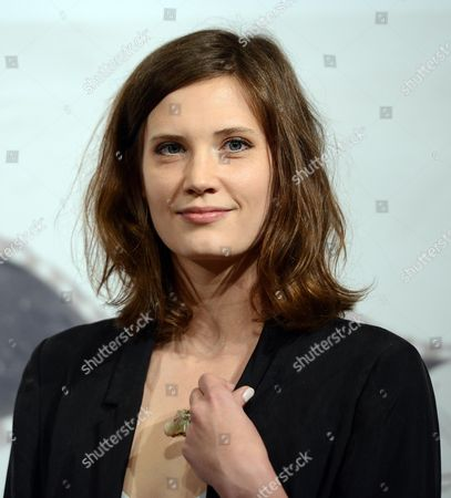 Actress Drake Burnette Poses During the Photocall For the Movie 'Marfa Girl' by Us Director Larry Clark at the Seventh Annual Rome Film Festival in Rome Italy 12 November 2012 the Movie is Presented in Competition at the Festival That Runs From 09 to 17 November Italy Rome