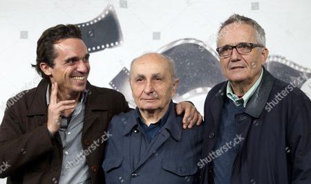 Editorial photo of Italy Cinema Rome Film Festival - Nov 2012