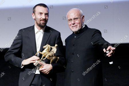 Editorial picture of Italy Cinema Rome Film Festival - Nov 2013