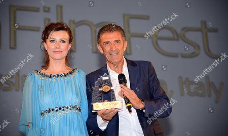 Editorial image of Italy Cinema Taormina Film Festival - Jun 2012