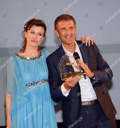 Editorial photo of Italy Cinema Taormina Film Festival - Jun 2012