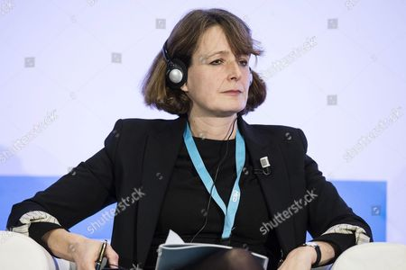 Stock Image of Alison Pargeter North Africa Analyst and Senior Research Fellow of the Royal United Services Institute (rusi) Attends the Conference 'The Challenge - Stability in Libya' Within the 'Med Rome 2015 - Mediterranean Dialogues' Conference in Rome Italy 11 December 2015 the Two Day Conference is Focusing Issues Facing the Mediterranean Region Italy Rome