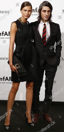 Editorial photo of Italy Milan Fashion Week - Sep 2012