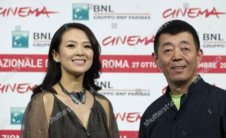 Editorial picture of Italy Rome Film Festival - Nov 2011