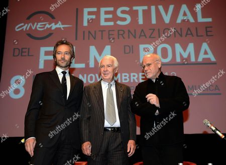 Editorial photo of Italy Rome Film Festival - Oct 2013