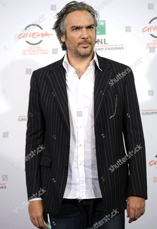 Italian Director Andrea Di Stefano Poses During the Photocall For the Movie 'Escobar: Paradise Lost' at the 9th Annual Rome Film Festival in Rome Italy 19 October 2014 the Festival Runs From 16 to 25 October Italy Rome