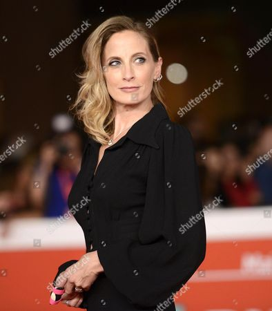British Director and Producer George Hencken Arrives For the Premiere of the Movie 'Soul Boys of the Western World Spandau Ballet the Film' at the 9th Annual Rome Film Festival in Rome Italy 20 October 2014 the Festival Runs From 16 to 25 October Italy Rome