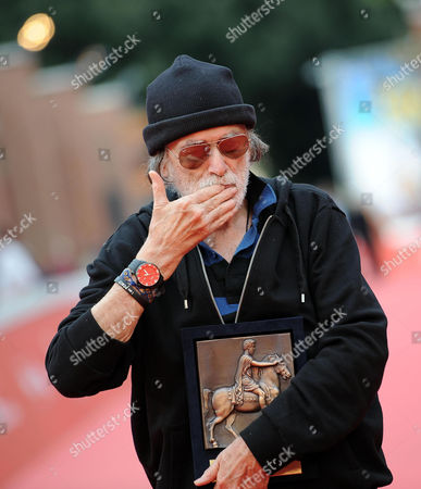Editorial picture of Italy Rome Film Festival - Oct 2014