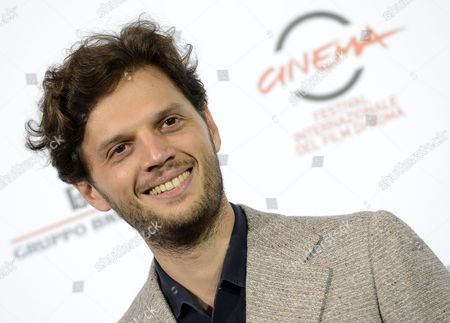 Italian Director Leonardo Guerra Seragnoli Poses During the Photocall For the Movie 'Last Summer' at the 9th Annual Rome Film Festival in Rome Italy 18 October 2014 the Festival Runs From 16 to 25 October Italy Rome
