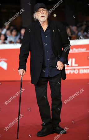 Cuban-us Actor Tomas Milian Arrives For the Opening Ceremony of the 9th Annual Rome Film Festival in Rome Italy 16 October 2014 the Festival Runs From 16 to 25 October Italy Rome