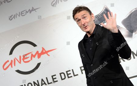 In Competition Jury Member Australian P J Hogan Poses During the Photocall of the Jury at the Seventh Annual Rome Film Festival in Rome Italy 09 November 2012 the Festival Runs From 09 to 17 November Italy Rome