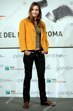 Editorial photo of Italy Rome Film Festival 2012 - Nov 2012