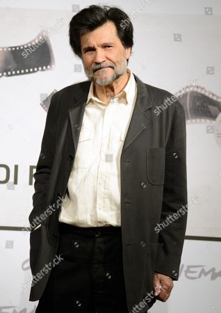 Spain's Director Victor Erice Poses During the Photocall For the Movie 'Centro Historico' at the Seventh Annual Rome Film Festival in Rome Italy 09 November 2012 the Movie is Presented out Competition at the Festival That Runs From 09 to 17 November Italy Rome
