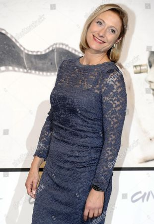 British Actress Caroline Goodall Poses During the Photocall For the Movie 'Mental' by Australian Director P J Hogan at the Seventh Annual Rome Film Festival in Rome Italy 10 November 2012 the Movie is Presented out Competition at the Festival That Runs From 09 to 17 November Italy Rome