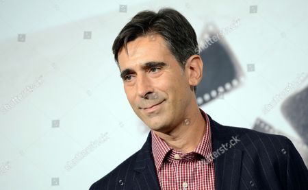 Stock Photo of Italian Writer Alessandro Camon Poses During the Photocall For the Movie 'Bullet to the Head' by Us Director Walter Hill at the 7th Rome Film Festival in Rome Italy 14 November 2012 the Movie is Presented out Competition at the Festival That Runs From 09 to 17 November Italy Rome