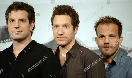 Us Actor Stephen Dorff (r) with Directors Alan Polsky (l) and Gabe Polsky (c) During the Photocall For 'The Motel Life' at the Seventh Annual Rome Film Festival in Rome Italy 16 November 2012 the Movie is Presented in Competition at the Festival That Runs From 09 to 17 November Italy Rome