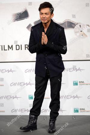 Editorial picture of Italy Rome Film Festival 2012 - Nov 2012