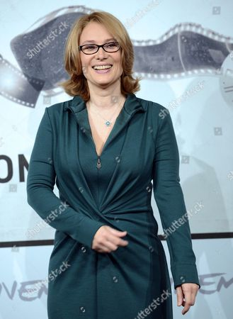 Italian Producer Nicoletta Mantovani Poses During the Photocall For the Movie 'E La Chiamano Estate' Directed by Paolo Franchi at the 7th Rome Film Festival in Rome Italy 14 November 2012 the Movie is Presented in Competition at the Festival That Runs From 09 to 17 November Italy Rome