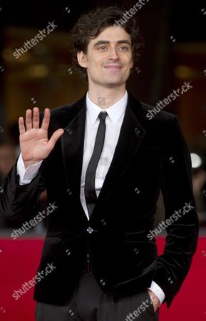 Actor Flavio Parenti on the Red Carpet For the Movie 'Goltzius and the Pelican Company' at the 7th International Rome Film Festival in Rome 12 November 2012 the Movie is Presented out Competition at the Festival That Runs From 09 to 17 November Italy Rome