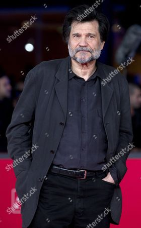 Spanish Director Victor Erice on the Red Carpet During the 7th International Rome Film Festival in Rome 09 November 2012 Evening the Festival Runs From 09 to 17 November 2012 Italy Rome