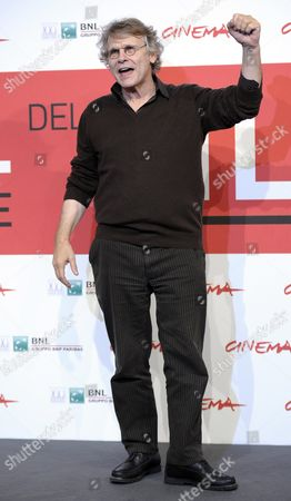 French Writer Daniel Pennac Poses During the Photocall For 'Au Bonheur Des Ogres' (the Scapegoat) at the 8th Annual Rome Film Festival in Rome Italy 13 November 2013 the Movie is Presented out of Competition at the Festival That Runs From 08 to 17 November Italy Rome