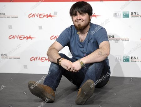 Director Diego Ayala Poses During the Photocall For 'Volantin Cortao (cut Down Kite)' at the 8th Annual Rome Film Festival in Rome Italy 14 November 2013 the Movie is Presented in the Official Competition at the Festival That Runs From 08 to 17 November Italy Rome