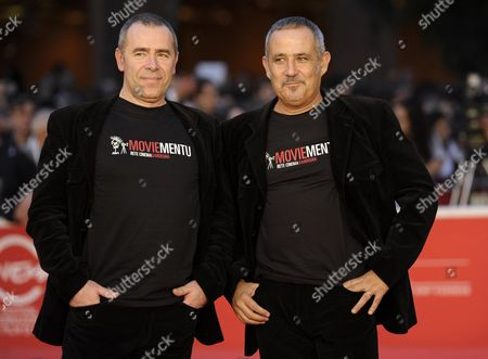 Editorial photo of Italy Rome Film Festival 2013 - Nov 2013