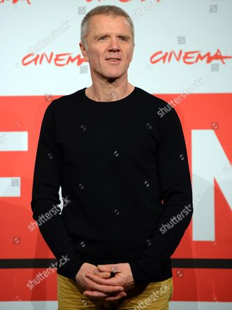 Slovenian Actor Branko Zavrsan Poses During the Photocall For 'Tir' at the 8th Annual Rome Film Festival in Rome Italy 15 November 2013 the Movie is Presented in the Official Competition at the Festival That Runs From 08 to 17 November Italy Rome