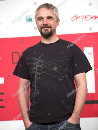 Us Director Michael Rowe Pose During the Photocall For 'Manto Acuifero' at the 8th Annual Rome Film Festival in Rome Italy 09 November 2013 the Movie is Presented in the Official Competition of the Festival That Runs From 08 to 17 November Italy Rome