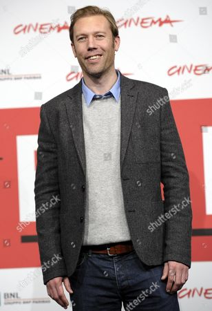 Danish Actor Jakob Cedergren Poses During the Photocall For 'Sorg Og Glaede (sorrow and Joy)' at the 8th Annual Rome Film Festival in Rome Italy 11 November 2013 the Movie is Presented in the Offcial Competition at the Festival That Runs From 08 to 17 November Italy Rome