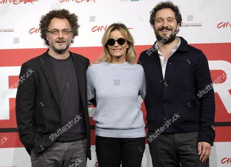 Editorial picture of Italy Rome Film Festival 2013 - Nov 2013