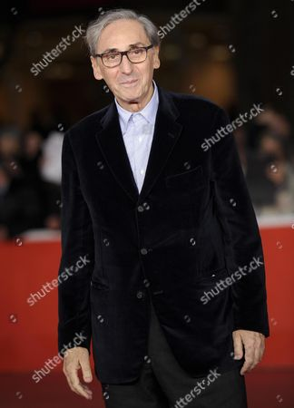 Italian Musician Franco Battiato Arrives For the Premiere of 'Castello Cavalcanti' at the 8th Annual Rome Film Festival in Rome Italy 13 November 2013 the Movie is Presented out of Competition at the Festival That Runs From 08 to 17 November Italy Rome