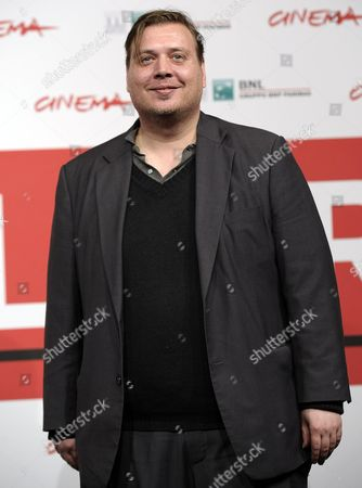 Danish Actor Nicolas Bro Poses During the Photocall For 'Sorg Og Glaede (sorrow and Joy)' at the 8th Annual Rome Film Festival in Rome Italy 11 November 2013 the Movie is Presented in the Offcial Competition at the Festival That Runs From 08 to 17 November Italy Rome