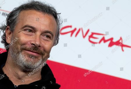 Italian Actor Paolo Sassanelli Poses During the Photocall For 'Song'e Napule' at the 8th Annual Rome Film Festival in Rome Italy 10 November 2013 the Movie is Presented out of Competition at the Festival That Runs From 08 to 17 November Italy Rome