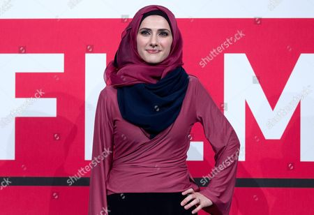 Actress Sara El Debuch Poses During the Photocall For 'Border' at the 8th Annual Rome Film Festival in Rome Italy 12 November 2013 the Movie is Presented out of Competition at the Festival That Runs From 08 to 17 November Italy Rome