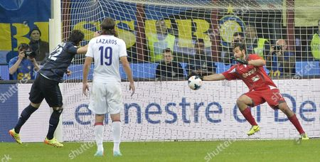 Editorial picture of Italy Soccer Serie a - Apr 2014