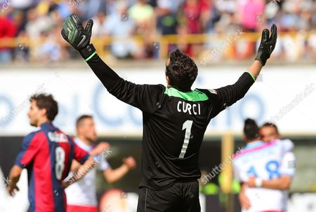 Editorial image of Italy Soccer Serie a - May 2014
