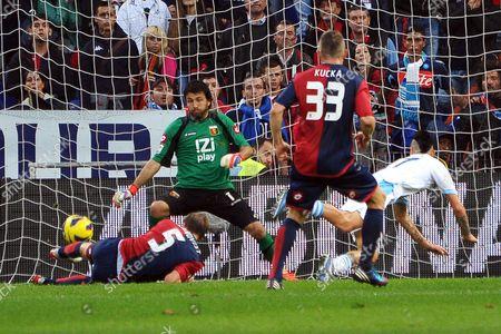 Editorial image of Italy Soccer Serie a - Nov 2012