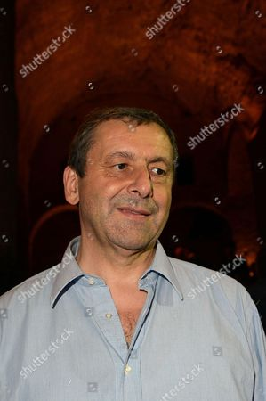 Italian Minister For Education Francesco Profumo Attends a Party During the 58th Taormina Film Festival in Messina Sicily Island Italy 23 June 2012 the Festival Runs From 22 to 28 June Italy Taormina