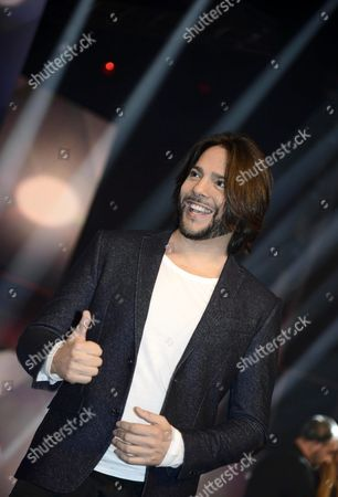 Stock Photo of Spanish Dancer Joaquin Cortes Poses During the Photocall For the Tv Show 'Forte Forte Forte' at Voxson Studios in Rome Italy 08 January 2015 the New Talent Show of Rai Uno Starts on 16 January Italy Rome