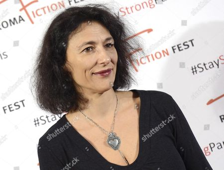 Italian Director Anna Negri Poses During a Photocall For the Television Series 'Fuori ' at the Roma Fiction Fest in Rome Italy 15 November 2015 the Festival Runs From 11 to 15 November Italy Rome