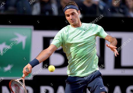 Editorial photo of Italy Tennis Italian Open - May 2013