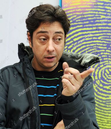 Stock Photo of Portuguese Director Miguel Gomes Presents His Movie 'Tabu' at the 30th Torino Film Festival (tff) in Turin Italy 29 November 2012 the Festival Runs From 23 November to 01 December Italy Turin
